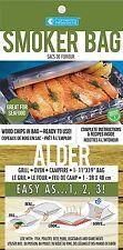 SAVU Flavour ALDER Smoker Bag for Oven, BBQ & Grill, Räucherbeutel Original