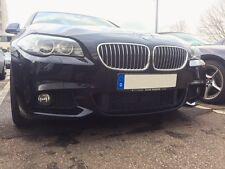 BMW M Paket ORIGINAL F10 F11 VORFACELIFT GITTER links mitte rechts Stoßstange