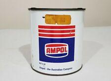 Ampol 5 lb Grease Tin