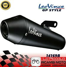 KTM RC 125 2013 2014 2015 2016 End Leovince Gp Style Black 14169B