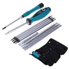 10 Pezzo Set di Cacciaviti Magnetico Intaglio Set Cacciaviti Kit