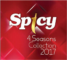 Spicy 4 Season Collection 2017 GREEK MODERN HITS (VANDI/KOKKINOU/NINO) 2CD/NEW