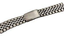 "Vintage Rolex Jubilee Stainless Steel 19mm USA 6 3/4"" Bracelet"