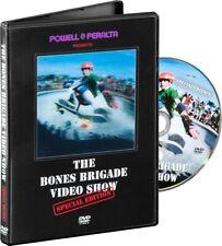Powell Peralta Dvd Bones Brigade Video Show Special Edition