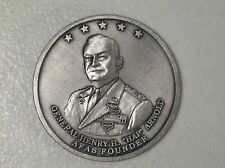 US AIR FORCE AID SOCIETY GENERAL HAP ARNOLD CHALLENGE COIN MEDAL MILITARY