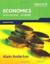 A Level Economics for Edexcel,Mr Alain Anderton