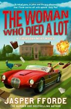 The Woman Who Died a Lot: Thursday Next Book 7,Jasper Fforde