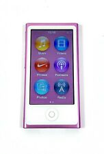 Apple iPod Nano 7th Generation 16GB - Purple (MD479QB/A) A1446
