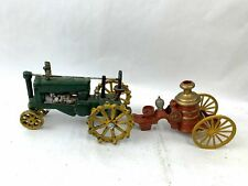 Cast Iron Toy Collectible Farm Tractors?