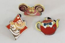 Disney World Pin Trading Cheshire Cat Tweedle Alice In Wonderland