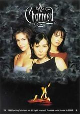 CHARMED - TV SHOW POSTER / PRINT (BLACK BACKGROUND)