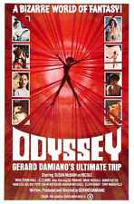 Odyssey The Ultimate Trip Poster 01 Metal Sign A4 12x8 Aluminium
