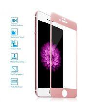 Protector de Pantalla Cristal Templado para Apple IPhone 6 4.7 Color Rosa Claro