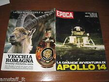 EPOCA 1971/1062=APOLLO 14=CAVALLO CATERINA=SALVATORE FIUME=ANDREINA PAGNANI=