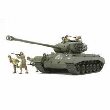 TAMIYA 35319 T26E4 Super Pershing Tank 1:35 Military Model Kit