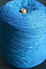PRASLON BOUCLE - Blue/Green Marl - approx 805gm total weight