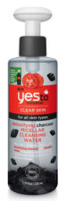 Yes To Tomatoes Clear Skin MICELLAR Detoxifying Charcoal Cleansing Water 230ml