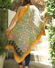 Handmade Felt Poncho Nuno Felting Handmade Wool Poncho Felted Wrap Shawl Merino