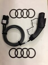 7PP971676AB - Genuine Audi E-Tron Charge Cable 2500mm 3.6kw For A3 2013>