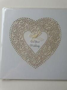On your wedding - wedding card