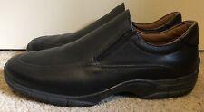 ALLEN EDMONDS Black Leather Cap Toe Oxfords Shoes Size 8.5