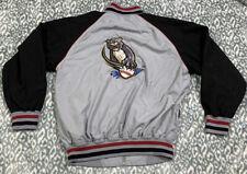 VTG G-III Sacramento River Cats Triple A MLB Full Zip Track Jacket Men's SZ M