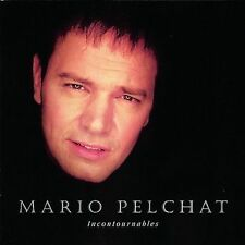 FREE US SHIP. on ANY 2 CDs! NEW CD Mario Pelchat: Incontournables Import