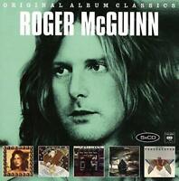 Roger Mcguinn - Original Album Classics (NEW 5CD)