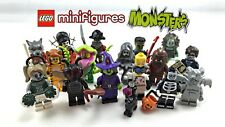 Lego Minifigure Series 14 Monster Complete Set - Brand New and Sealed
