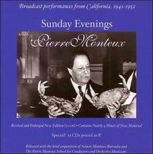 SUNDAY EVENINGS WITH PIERRE MONTEUX [BOX SET] (NEW CD)