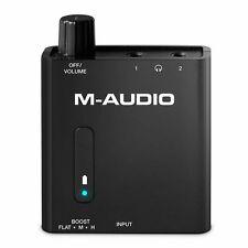 M audio Bass Traveler AMPLIFICATORE PER CUFFIA PORTATILE