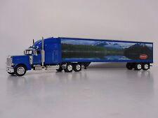 Tonkin 1/53rd Peterbilt 379  w/ 48' Van Trailer New in Box # P379CMDS-1S