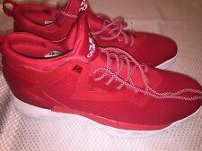 detailed look b19e7 0abef New ADIDAS SM D LILLARD 2 PK NBA -B38889 Red Damian Basketball Sz 13 1