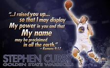 """094 Stephen Curry - Golden State Warriors NBA Basketball MVP 22""""x14"""" Poster"""