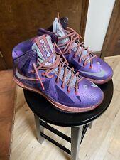 Nike LeBron X Area 72 All Star Size 11 Zoom Air LBJ LeBron James
