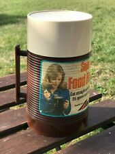 Vintage_Aladdin Super Food Flask Thermocontainer To Go