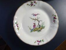 L.BERNARDAUD & CO B & CO LIMOGES Birds Cherries Soup Salad Bowl Plate