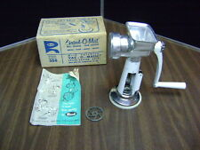 Rival Grind-O-Mat, Meat Grinder & Food Chopper, #358