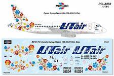 """Revaro Decal UTair """"Hohloma"""" Suhoi Super Jet S S J - 1 0 0 Zvezda kit 1/144"""