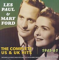 Les Paul and Mary Ford - The Complete US and UK Hits 1945-61 [CD]