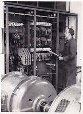 Fotografia industriale-Relè di commutazione (elettrico) -2 ORIG. detrazioni 18x13 su Agfa-Brovira