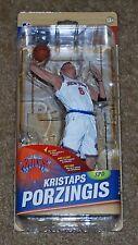 MCFARLANE NBA NEW YORK KNICKS KRISTAPS PORZINGIS CHASE FIGURE MIB 1653/2000