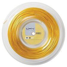 Luxilon 4g Soft 125 Tennis String Reel 200m