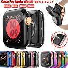 Case for Apple Watch 6 5 4 3 SE TPU Cover Screen Protector iWatch 38/42/40/44mm
