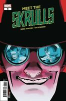 Meet The Skrulls #4 Marcos Martin Marvel Comic 1st Print 2019 unread NM