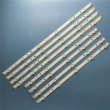 """LED Backlight Strips For Samsung 46"""" TV LH46EDCPLBC UN46FH6030FXZA 4L+4R 8pcs"""