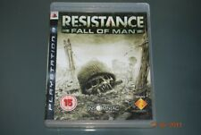 Resistance Fall Of Man PS3 PLAYSTATION 3