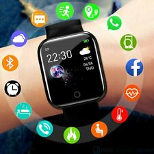 Smart Watch Men Women Blood Pressure Monitor Smartwatch Fitness Tracker