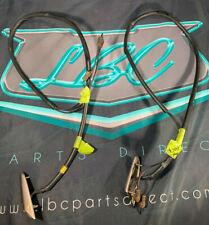 1993 - 1996 Cadillac Fleetwood Fender Fiberoptic Signal Indicator Lamp Bezel OEM