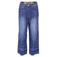 Desigual Women's Giulia Denim Trousers PN: 18WWDD50